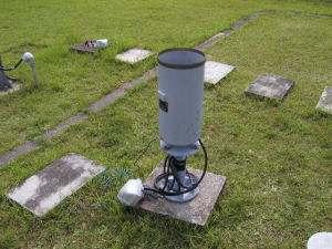 雨量器的使用和注意 智慧雨