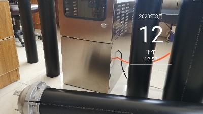 虹吸排水管负压检测 智慧雨