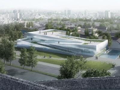 南京城墙博物馆改扩建工程-1000种工程案例[智慧雨]