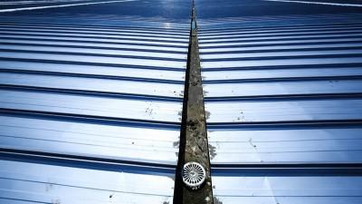 智慧雨屋面排水系统