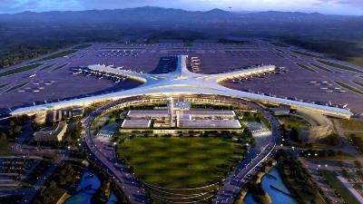 飞机场虹吸排水设计-[智慧雨]实例分析,详细解读