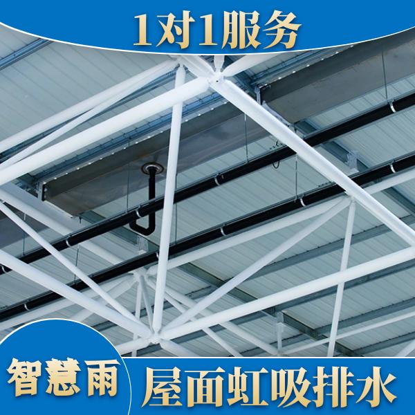 上海hdpe虹吸排水系统 智慧雨