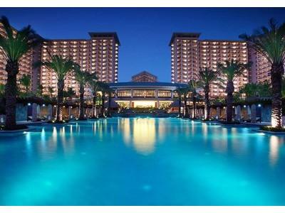 大型酒店虹吸排水 智慧雨