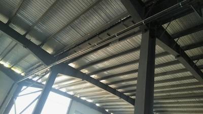 河南联强实业钢结构屋面虹吸排水方案设计-智慧雨虹吸排水