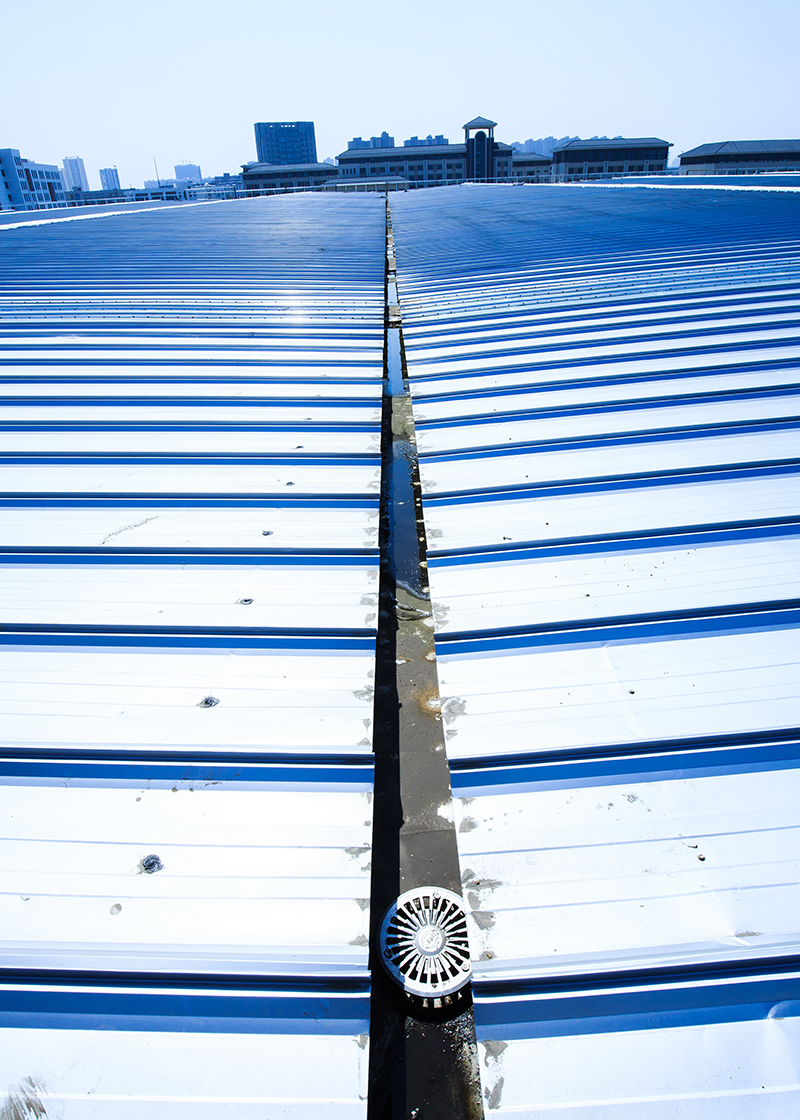 屋面虹吸式排水安装注意 智慧雨排水
