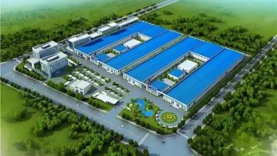 常州星源新能源材料公司正式投产!屋面虹吸排水厂家选择常州智慧雨!