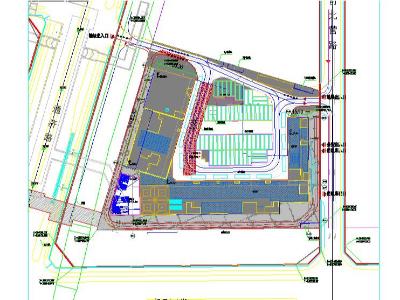 汽车站虹吸排水设计-[智慧雨]专业设计软件3.0,设计更精准