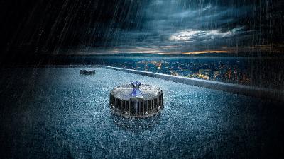 智慧雨雨水收集