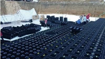 雨水收集系统施工