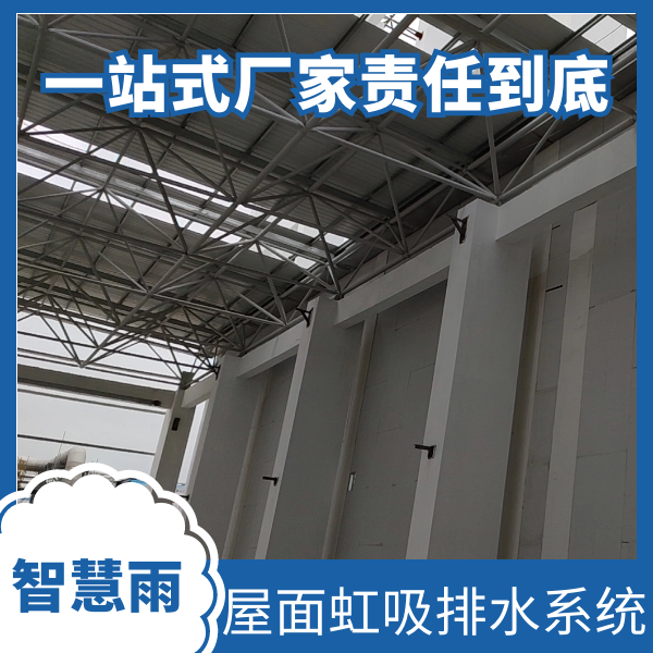 浙江虹吸排水系统 智慧雨