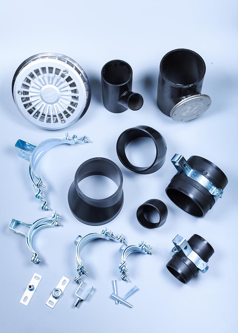 虹吸排水系统管材管件固定件选择智慧雨虹吸排水