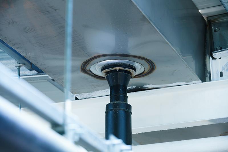 屋面虹吸排水系统组成智慧雨虹吸排水