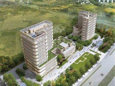 扬州市邗江区某医院虹吸排水设计[智慧雨]16年虹吸排水设计经验