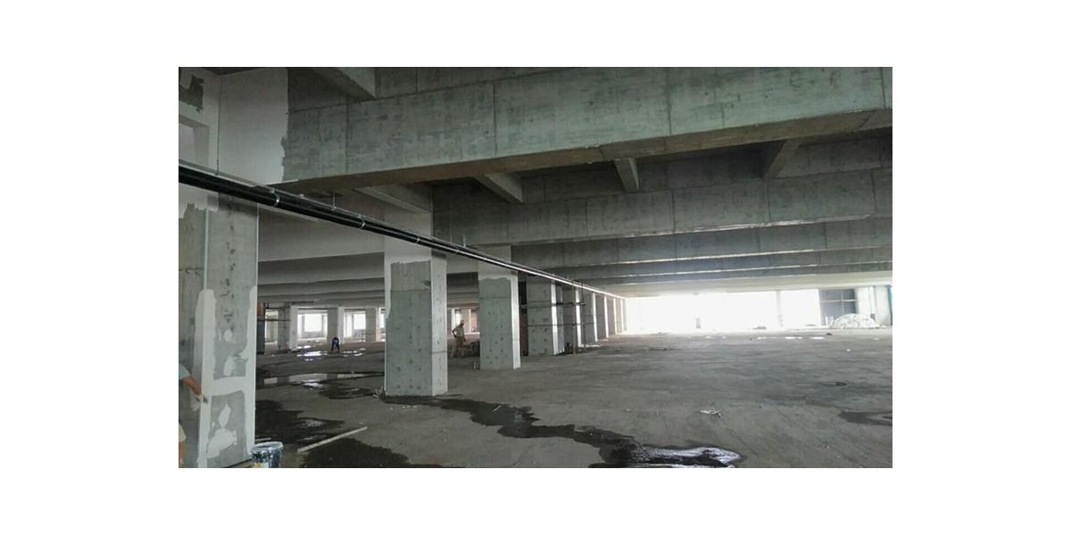 统盟电子三期工程车间三虹吸-撞不破不漏水[智慧雨]