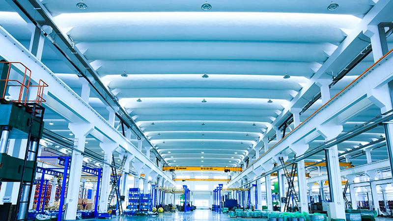 钢结构厂房虹吸排水系统设计 智慧雨